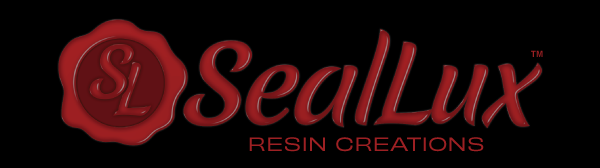 Seallux Resin Medalion Labels